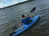 Пластиковая лодка Good boath Leo, бу